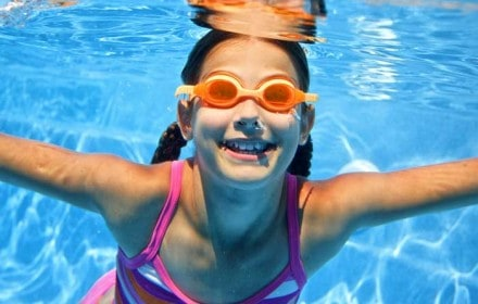Doctor Dina Health Advice for Kids - swimmers ear