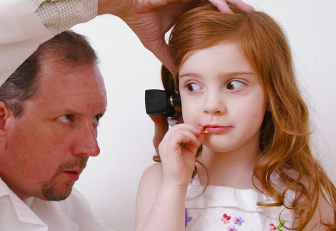 Child and Infant Ear Infections