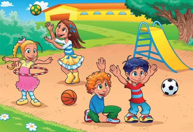 Playground Safety & Keeping Kids Safe