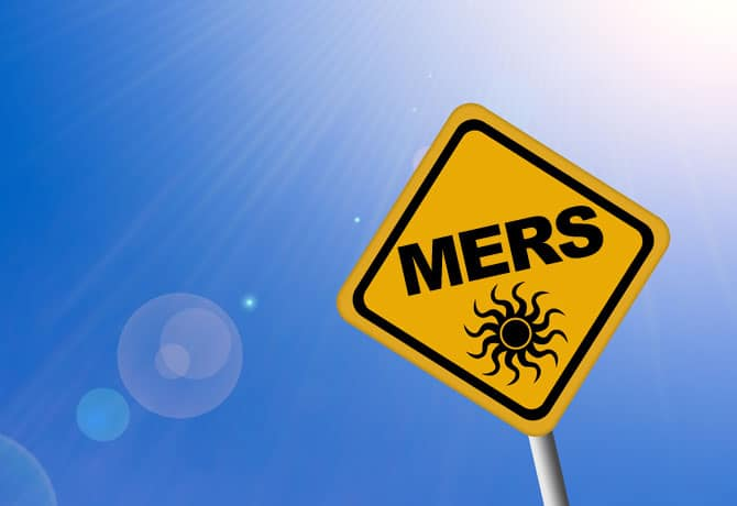 MERS virus – the next SARS?