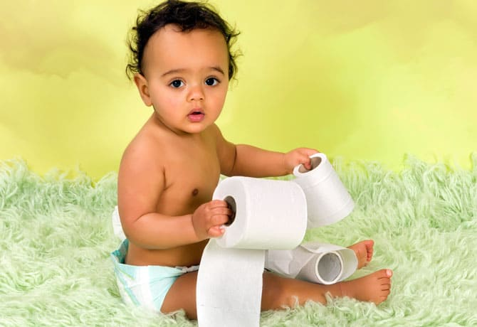 Baby Poo Cheat Sheet - What Is Normal Poop?