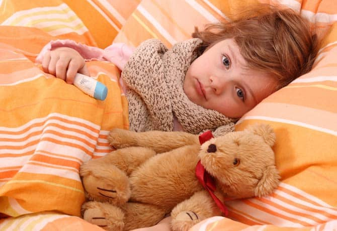 Scarlet Fever in Children