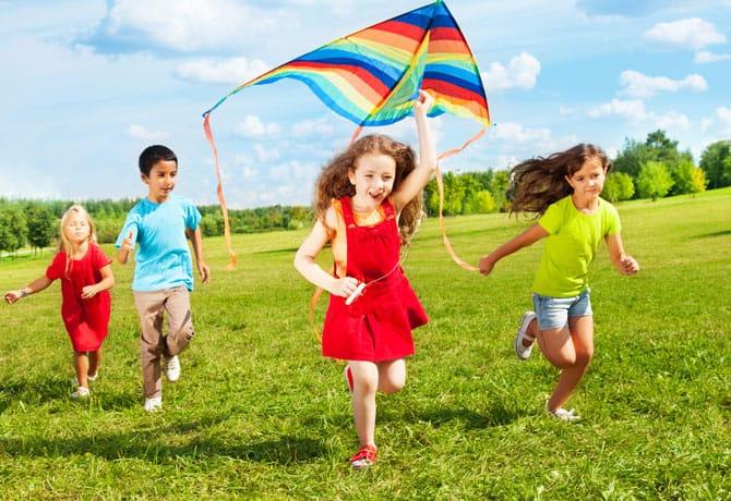 Language Activities – Take it Outside, Part 1