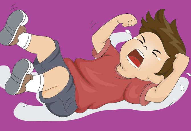 Toddler Tantrums, How to Survive Them – Part 2