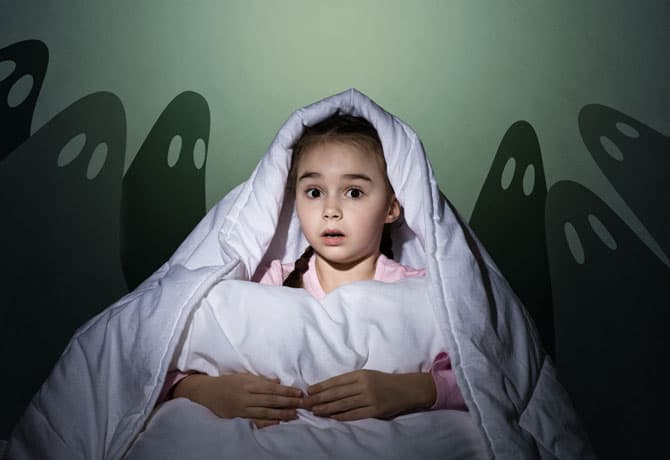 Nightmares and Night Terrors in Children