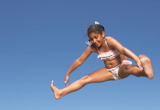 Trampolines for Kids – Is There a Safe Trampoline?