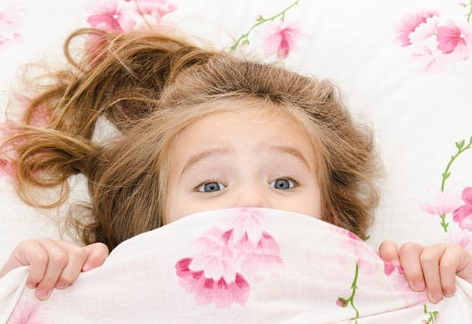 Night Terrors in Children – What Should I do?