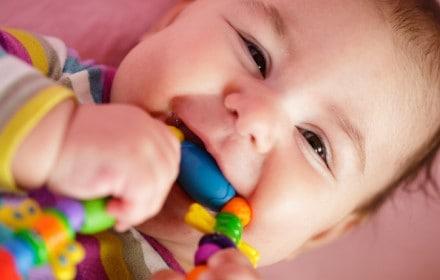 Doctor Dina Health Advice for Kids - teething pain