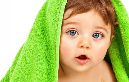 Doctor Dina Health Advice for Kids - cradle cap