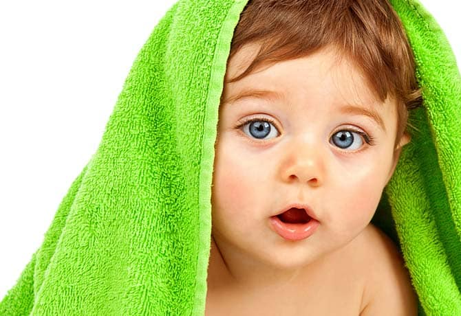 Cradle cap – what is that sticky yellow stuff?