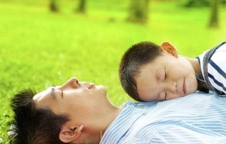 Doctor Dina Health Advice for Kids - daytime naps