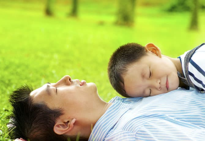 Daytime Naps, 3 Reasons Why Not To Miss Your Child's Naps