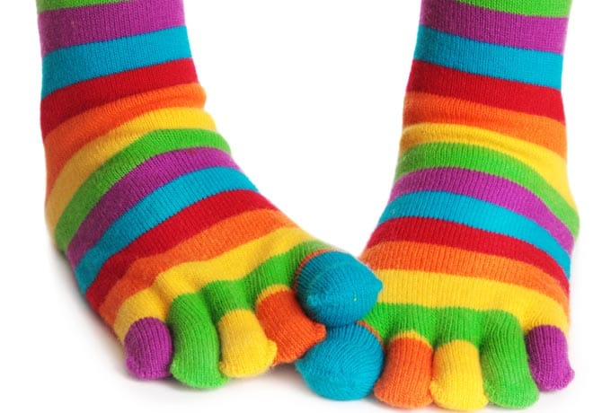 Does Your Child Have Flat Feet? Flat Feet In Children