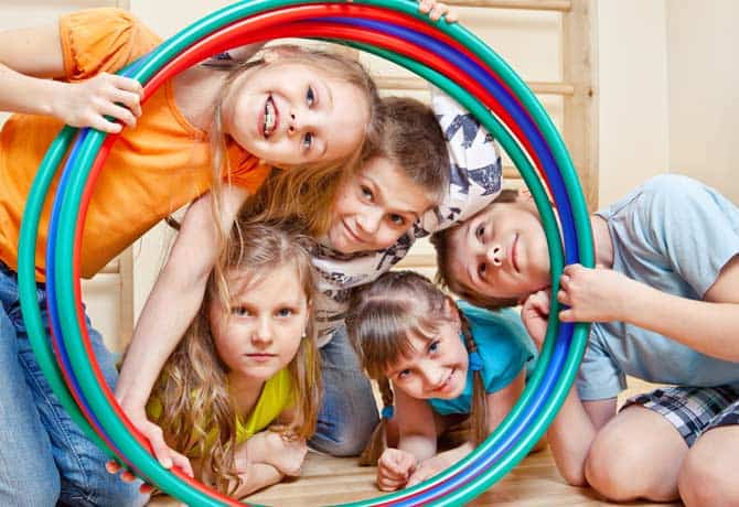 Summer Fun for Preschoolers • Gross Motor Development
