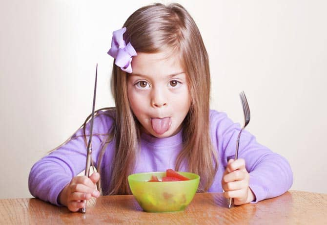 Encouraging Healthy Habits For Kids At Mealtime