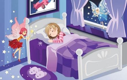Doctor Dina Health Advice for Kids - sleep techniques