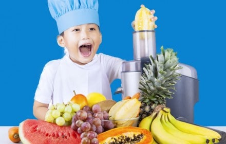 Doctor Dina Health Advice for Kids - baby first food