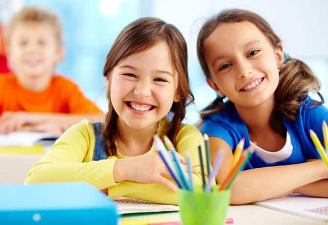 Is Your Child Ready To Begin School?