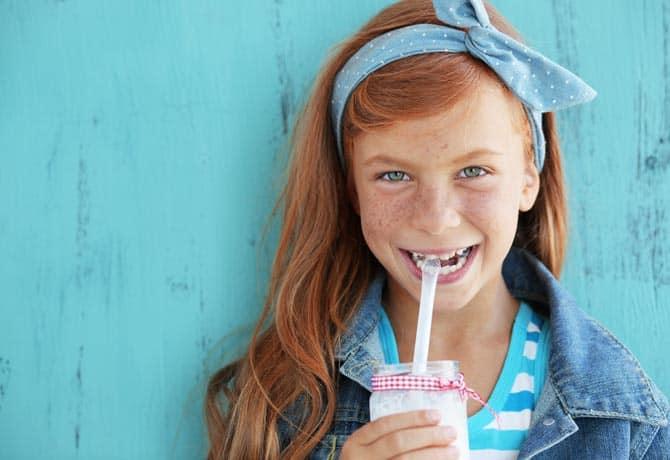 Lactose Intolerance In Children?
