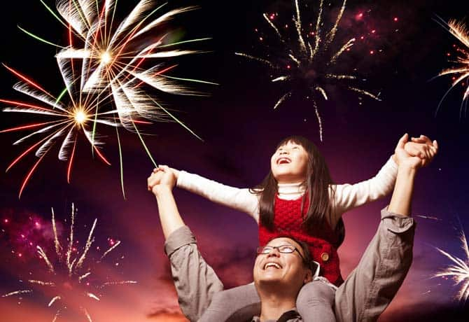 How To See Fireworks Safely The Summer