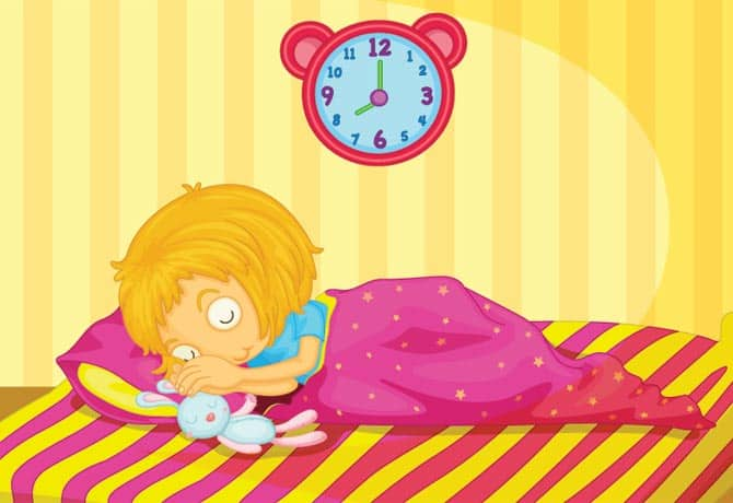 4 Healthy Sleep Tips to Help Your Child Get Ready for School
