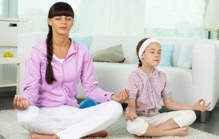 Doctor Dina Health Advice for Kids - kids yoga