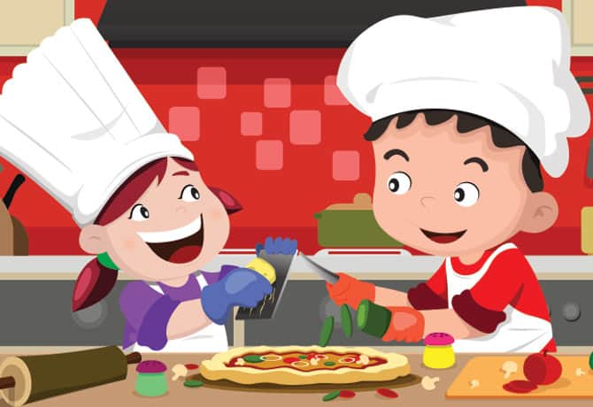 Healthy Kid Friendly Recipes #1 – Pizza