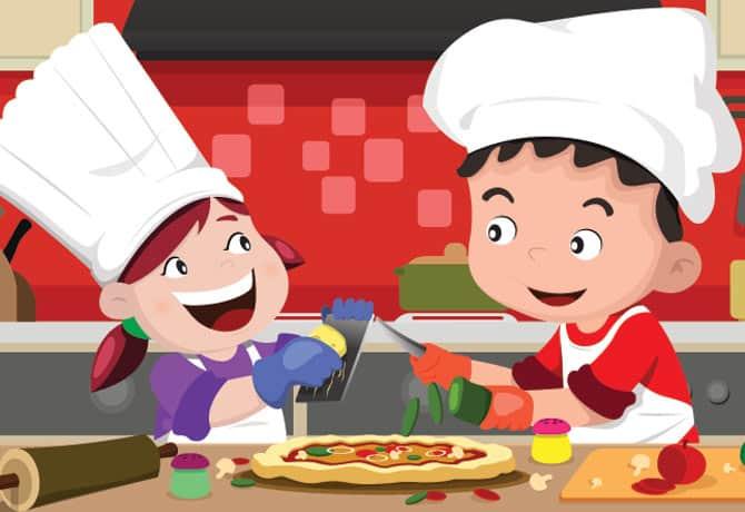 Healthy Kid Friendly Recipes #1 – Pizza