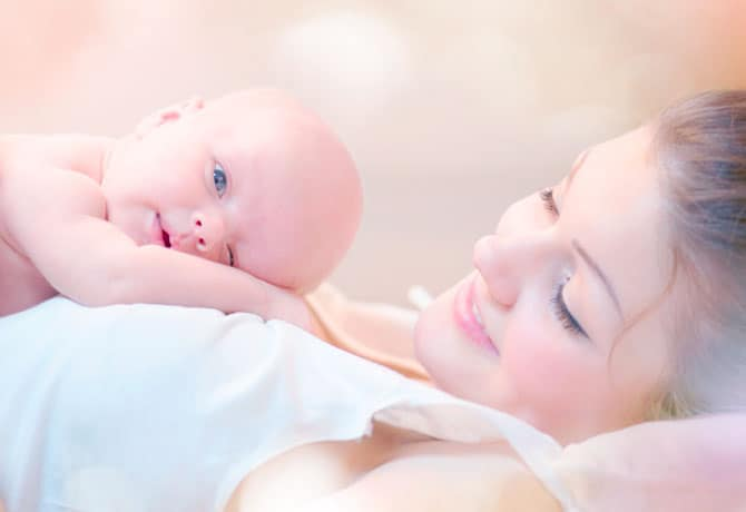 New Mom Survival Guide – Focusing On Your Healthy Sleep Needs