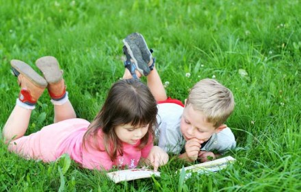 Doctor Dina Health Advice for Kids - literacy development