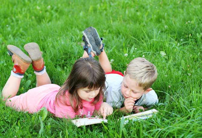 Literacy 101 – How to Support Your Child's Literacy Development