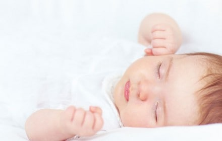 Doctor Dina Health Advice for Kids - safe sleep for infants
