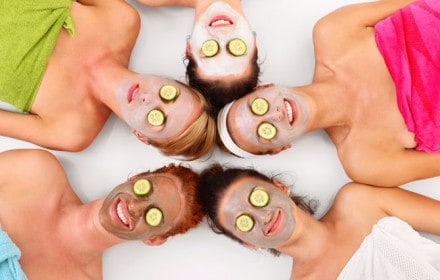 Doctor Dina Health Advice for Kids - beauty regimen