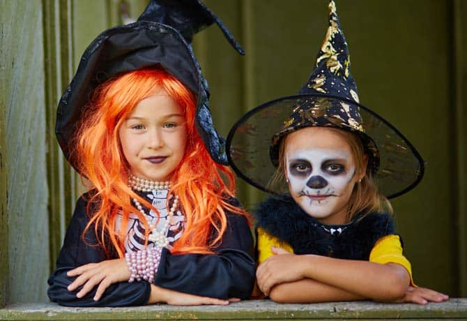Doctor Dina Health Advice for Kids - halloween safety tips