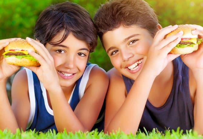 Healthy Kid Friendly Recipes #2 – Hamburgers