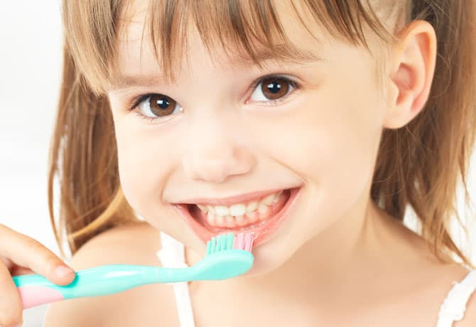 Deep Cleaning Teeth In Kids – Good Habits For Kids Teeth
