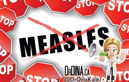 Doctor Dina Health Advice for Kids - what is measles