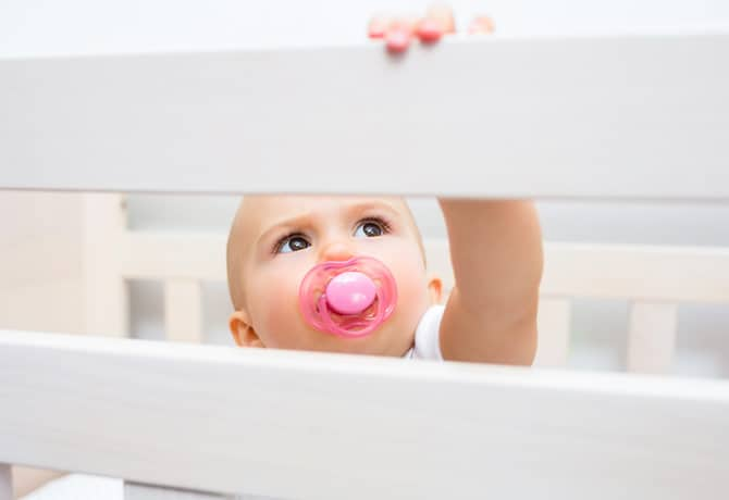 5 Things To Help You Sleep Soundly Even When Your Toddler Wants To Climb Out Of The Crib
