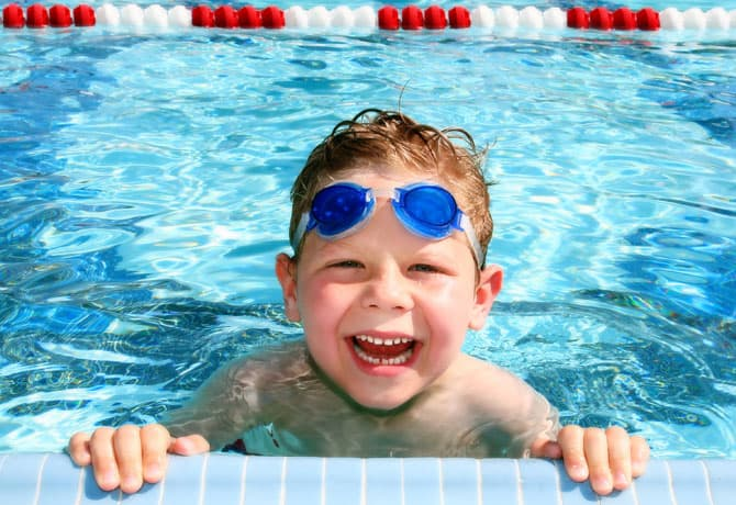 Swimming Classes For Kids – 5 Reasons Every Child Should Learn To Swim