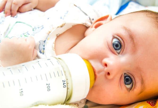 Newest Craze Or Just Plain Crazy? Are DIY Baby Formulas The Best Formula For Babies?