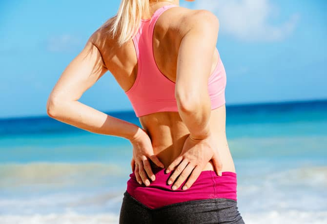 Constant Lower Back Pain? Give Mom's Back A Break!