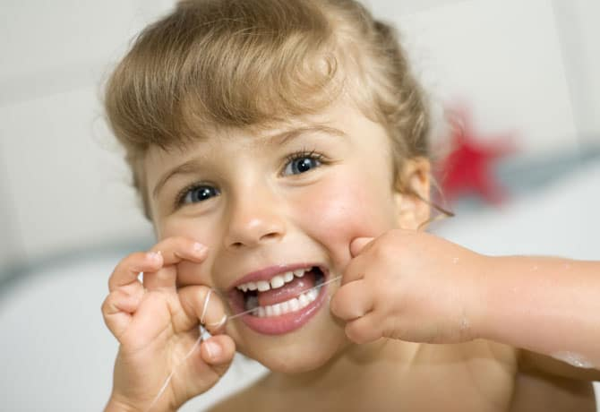 Deep Cleaning Teeth With Flossing: How To Create Good Habits For Kids