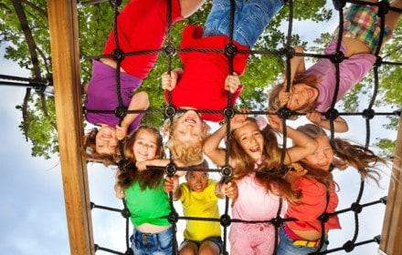 Doctor Dina Health Advice for Kids - park safety