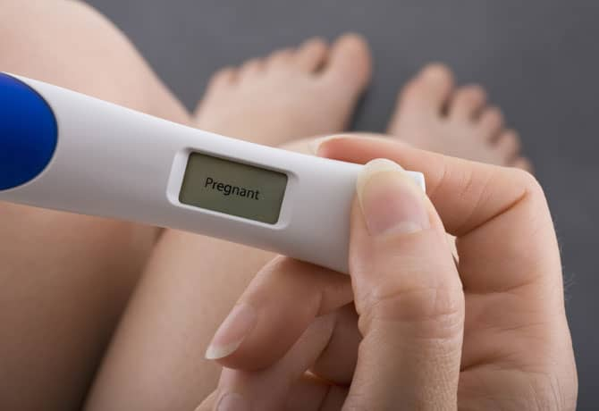 Could You Miss The Symptoms Of Early Pregnancy And Not Even Know You're Expecting?!