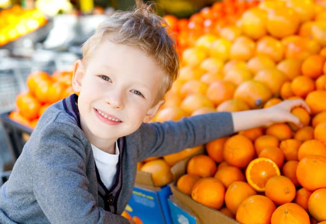 The Best Toddler Meal Ideas Start With Grocery Shopping With The Kids