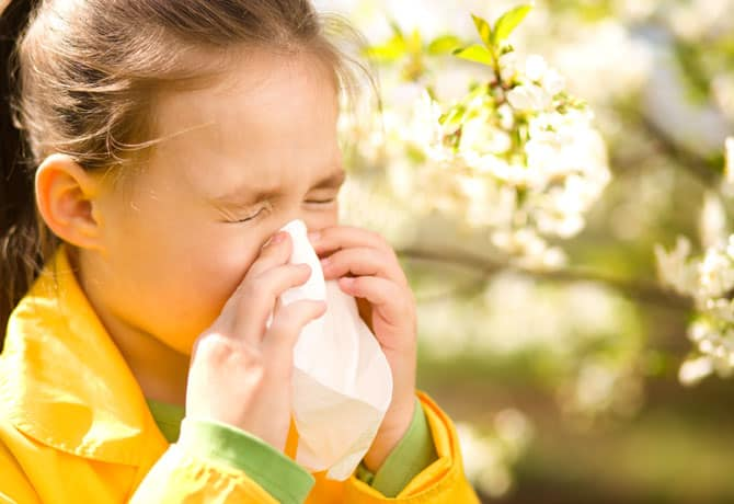 Doctor Dina Health Advice for Kids - what causes nosebleeds