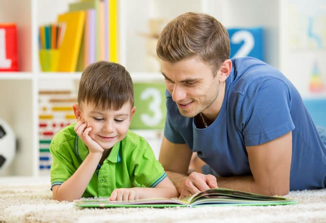 Celebrate Dad with Children's Books This Father's Day