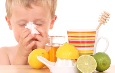 Dr Dina Kulik, Kids Health Blog - kids and the flu
