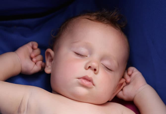 Is Your Baby Crying In Sleep? Reasons Why Your Baby Moves Or Cries When Sleeping