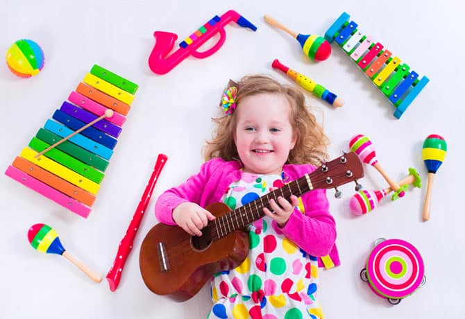 Five Reasons to Do-Re-Mi with Baby – Why Baby Music Is So Important